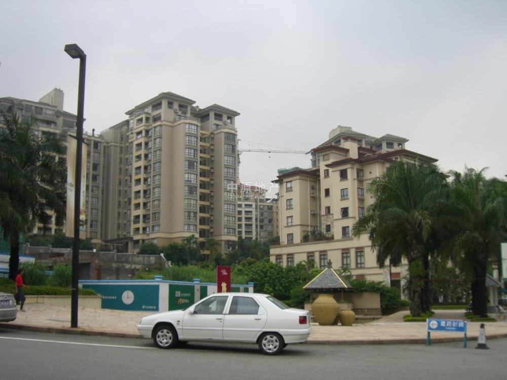 广州雅居乐花园雅逸庭-实景图