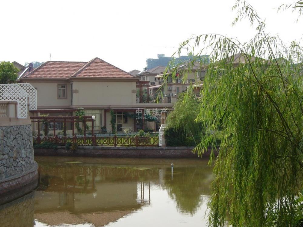广州雅居乐花园一尺山居-实景图